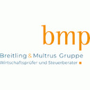 Logo bmp Breitling-Multrus-Ziegler, Steuerberater, Partnerschaft mbB in Rottenburg am Neckar